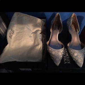 Women's size 9 wedding shoes
